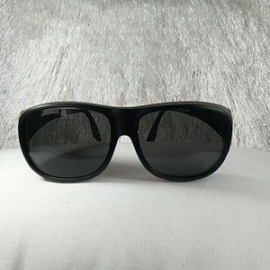 Polar Eyes over glasses sunglasses